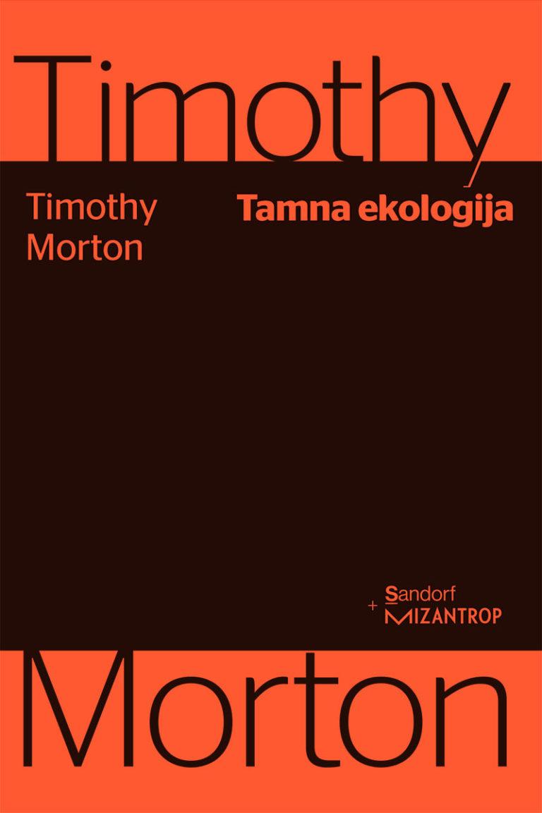Tamna ekologija