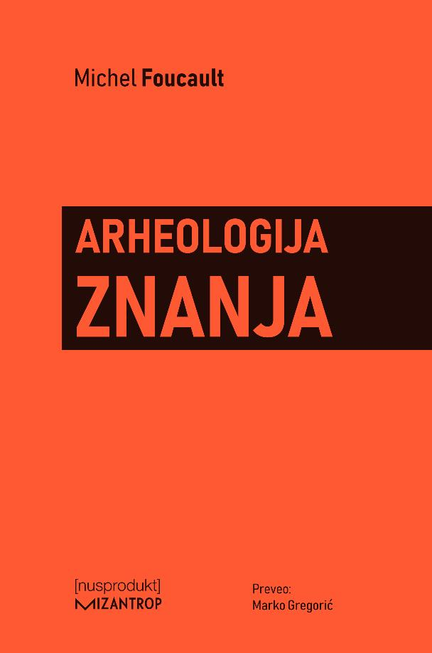 Arheologija znanja